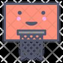 Basket Basketball Court Jump Icon