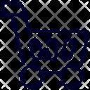 Basket Ecommerce Trolly Icon