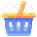 Basket Ecommerce Buke Icon