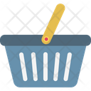 Basket Grocery Hamper Icon