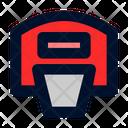 Basket Ring Basketball Icon