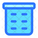 Basket Cleaning Laundry Icon