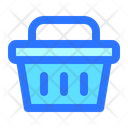 Basket Laundry Housekeeping Icon