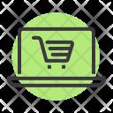 Basket Cart Ecommerce Icon