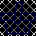 Basket Ecommerce Shopping Icon