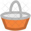 Basket Pail Bucket Icon