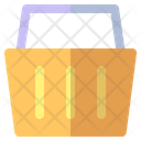 Basket Shop Store Icon