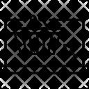 Basket Ecommerce Eshop Icon