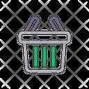 Cart Basket Trolley Icon