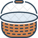 Basket Cart Handle Icon