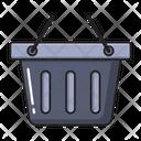 Basket Trolley Shopping Icon