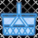 Basket Bag Picnic Icon