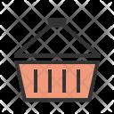 Basket Wishlist Bucket Icon