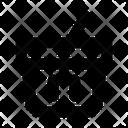 Basket Ecommerce Receptacle Icon