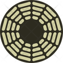 Basket Plate Food Icon