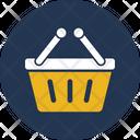 Basket Bucket Online Store Icon