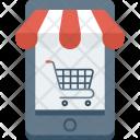 Basket Cart Mobile Icon