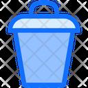 Business Finance Basket Icon