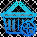 Basket Discount Sale Icon