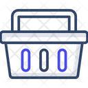 Basket Bucket Shopping Icon