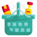 Basket Business Store Icon