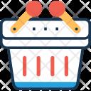 Basket Shopping Item Icon