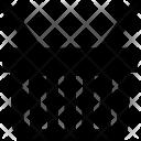 Basket Storage Picnic Icon