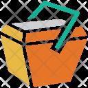 Basket Picnic Shopping Icon