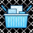 Basket Shopping Shop Icon