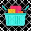 Basket Full Item Icon