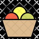 Basket Egg Farm Icon