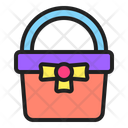 Spring Basket Egg Icon