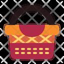Basket Fruit Autumn Icon