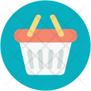 Basket E Commerce Icon