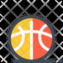 Ball Basket School Icon