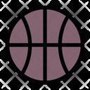 Basket Ball Sport Icon