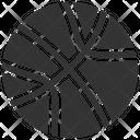 Ball Basket Basketball Icon