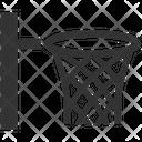 Basket Basketball Goal Icon