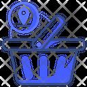 Basket Location Icon