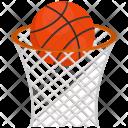 Basket Ball Sports Icon