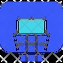 Basket Ring Game Puzzle Ring Icon