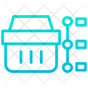 Basket Timeline Icon