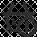 Basket Warning Icon