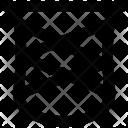 Basketball Net Backboard Icon