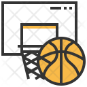 Basketball Sport Game Icon