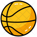 Ball Basketball Game Icon