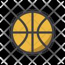 Basketball Ball Basketball Game Icon
