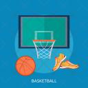 Basketball Sport Awards Icon