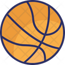 Basketball Sports Ball Sports Icon