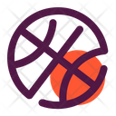 Ball Basketball Sport Icon